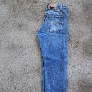 Levi's Jeans - Vintage 70s 80s 90s Orange Tab Levis